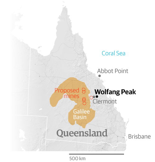 Australia: The new coal frontier | Environment | The Guardian
